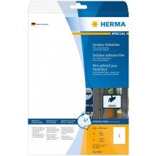 Herma Outdoor Adhesive Film 9500 210x297 50...