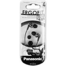 PANASONIC kõrvaklapid RP-HJE190E-K black