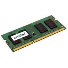 Оперативная память Crucial 8GB 1600MHz DDR3...
