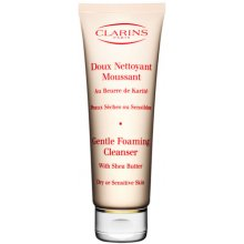 Clarins Gentle Foaming Cleanser With Shea...