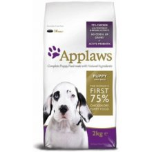 Applaws Dog Puppy Large Chicken, 2kg