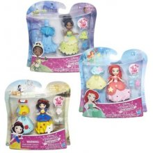 HASBRO Disney Princess Mini Doll dress с AST