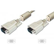 ASSMANN монитор кабель, XGA, HD15, PREMIUM...