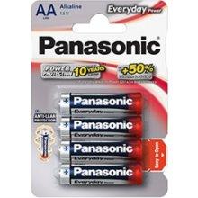 PANASONIC Everyday Power AA/LR6, Alkaline, 4...