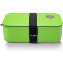 Yoko Design 1388-7825D Lunch Box, roheline...