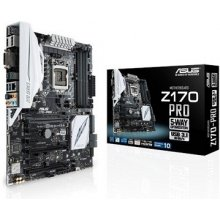 Emaplaat Asus Mainboard | | Intel Z170...