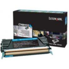 Lexmark Toner голубой 10000 pgs | corporate...