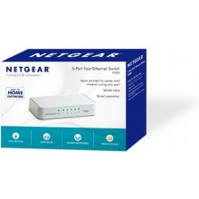 NETGEAR Switch FS205 Unmanaged, Desktop...