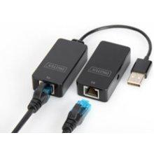 Assmann/Digitus USB Extender, USB 2.0, bis...