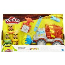 HASBRO PlayDoh Betoniarka max
