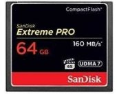 Mälukaart SanDisk card Extreme CF 64GB
