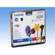 Тонер BROTHER LC-970 Tinte Value Pack
