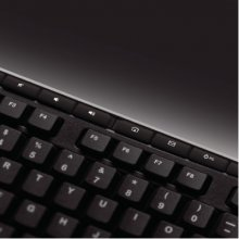 Klaviatuur LOGITECH juhtmevaba K270 INT