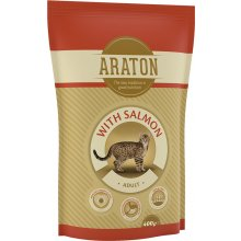 Araton cat adult salmon 400g, toit...