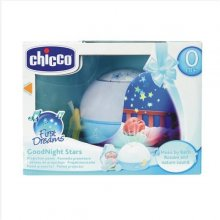 CHICCO Blue star projector