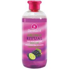Dermacol Aroma Ritual Bath Foam Grape & Lime...