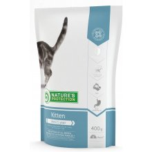 Natures Protection Kitten 400g toit...