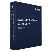 Acronis Backup Advanced für PC 11.5 DE mit...