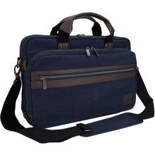DELL Topload, 15.6, Briefcase, Blue, Navy