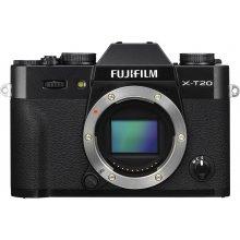 Фотоаппарат FUJIFILM X-T20 body, черный