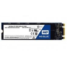 Жёсткий диск WESTERN DIGITAL WD Blue SSD M.2...