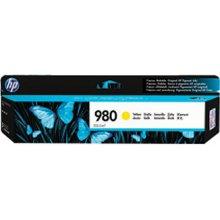 Tooner HP INC. HP 980 kollane Original tint...
