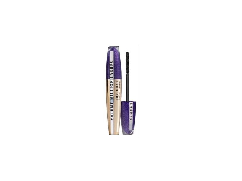 bf02ed8a39f L´Oreal Paris Volume Million Lashes Top Coat Glitter Gel #Transparent 9ml -  lashes top coat glitter gel