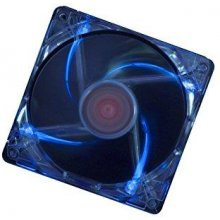 XILENCE CASE FAN 120MM TRANSP 3PIN+4P/BLUE...