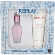 Replay Jeans Spirit! for Her 20ml - Eau de...