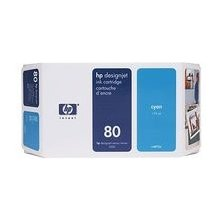 Tooner HP INC. HP C4872A 80 tint Cartridges...