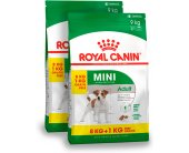Royal Canin Mini Adult 8kg + 1kg (SHN)