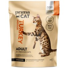 PrimaCat Adult Indoor Cats Turkey - 400g |...