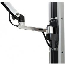 Ergotron LX Wall Mount LCD Arm, 9.1, 75 x...