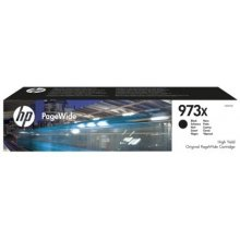 Тонер HP INC. Ink no 973X чёрный L0S07AE