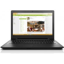 Ноутбук LENOVO IdeaPad 110-15IBR Black, 15.6...