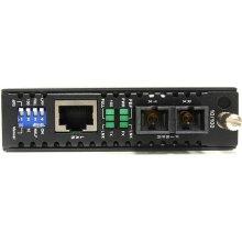 StarTech.com ET90110SC2, 10Base-T, SC, Full...
