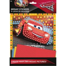 Jiri Models Mosaic Stickers Cars 3