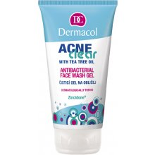 Dermacol AcneClear Antibacterial Face Wash...