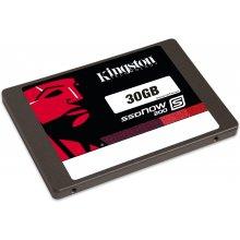 Жёсткий диск KINGSTON SSD 2.5 SATA 30Gb...