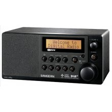 Радио Sangean Radio DAB+ DDR-31+ Wood...