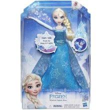 HASBRO FRZ Rozświetlona śpiewająca Elsa