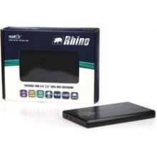 "Natec HDD/SSD enclosure Rhino for 2.5"" SATA..."