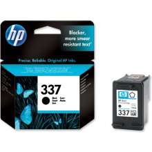 HPE HP 337 ink black 11ml blister