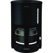 Кофеварка KRUPS F30908 ProAroma чёрный