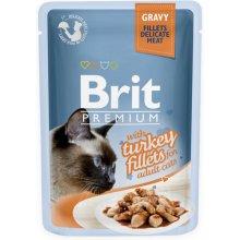 Brit Premium Turkey Fillets in Gravy for...