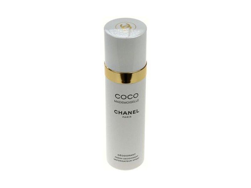 2665d97c72b Chanel Coco Mademoiselle 100ml - Deodorant for Women Aluminium Free ...