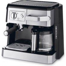 Кофеварка DELONGHI BCO 420.1 серебристый...