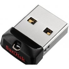 Флешка SanDisk Flash Drive Cruzer Fit 16 GB...