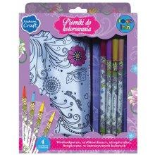 Stnux Set of 2 pencils для coloring + 4...