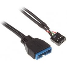 SILVERSTONE System cable Internal 19pin USB...